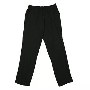 Divided By H&M Black Pull On Stretch Lounge Pants